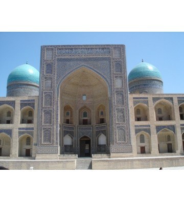 Experimental tour to the craft and embroidery skills of Uzbekistan