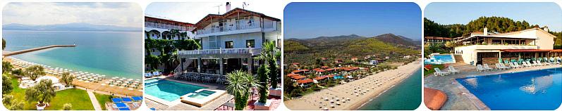 Chalkidiki Evia promo hotels