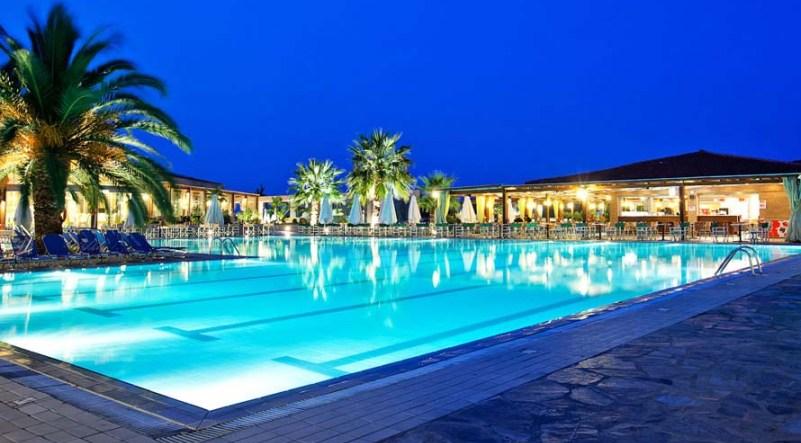 Poseidon Palace отель Пиерия