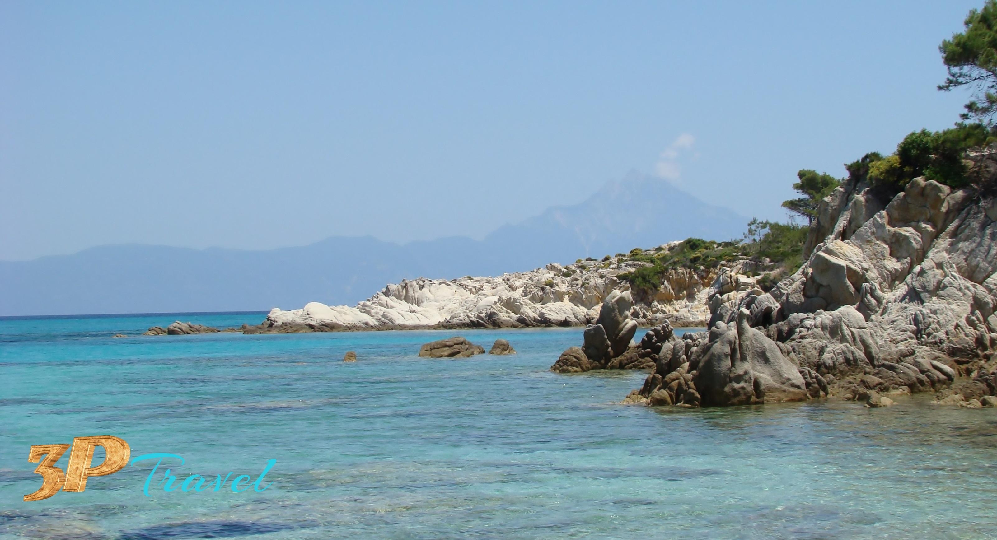 Chalkidiki vakantie aan zee