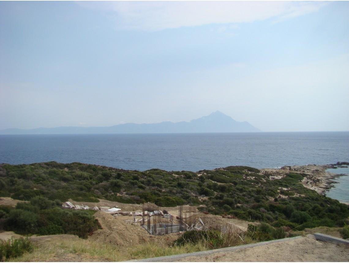 Bouwgronden te koop Griekenland Halkidiki